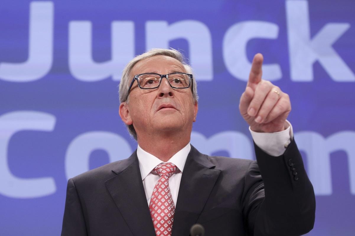 Жан-Клод Юнкер, председател на ЕК
