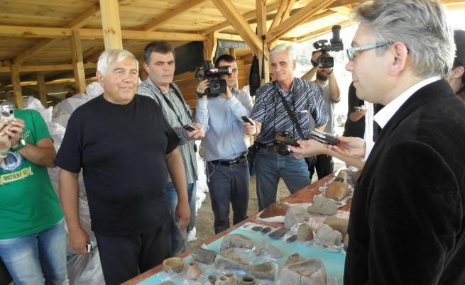 Опитват да спасят неолитно селище при Мурсалево от АМ