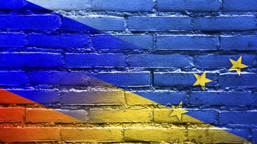 Украйна изготви нова доктрина за сигурност