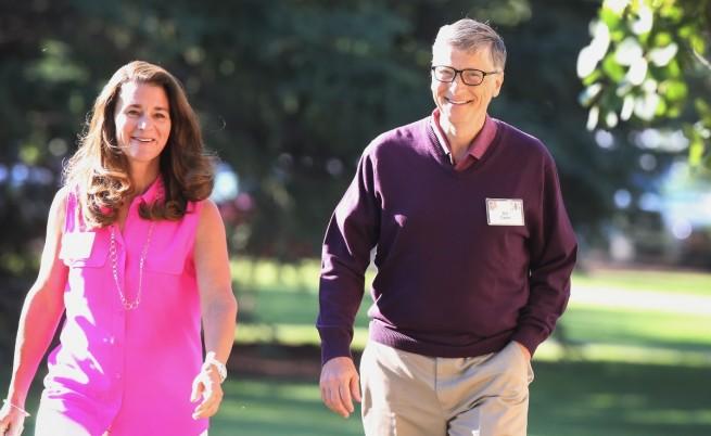 Фондацията на Бил Гейтс дава още 50 млн. долара за борба с ебола