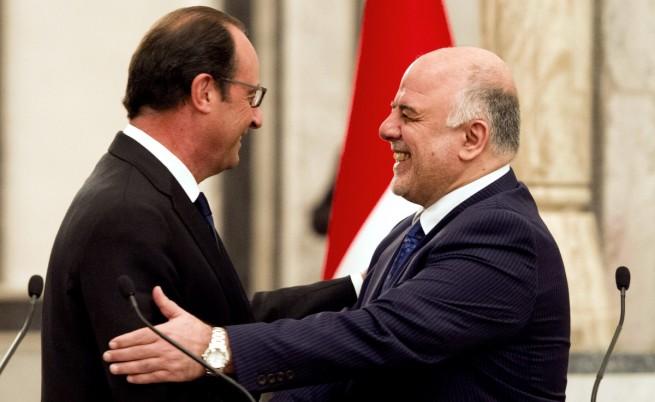 Франция ще участва в удари срещу ИД, Германия – не