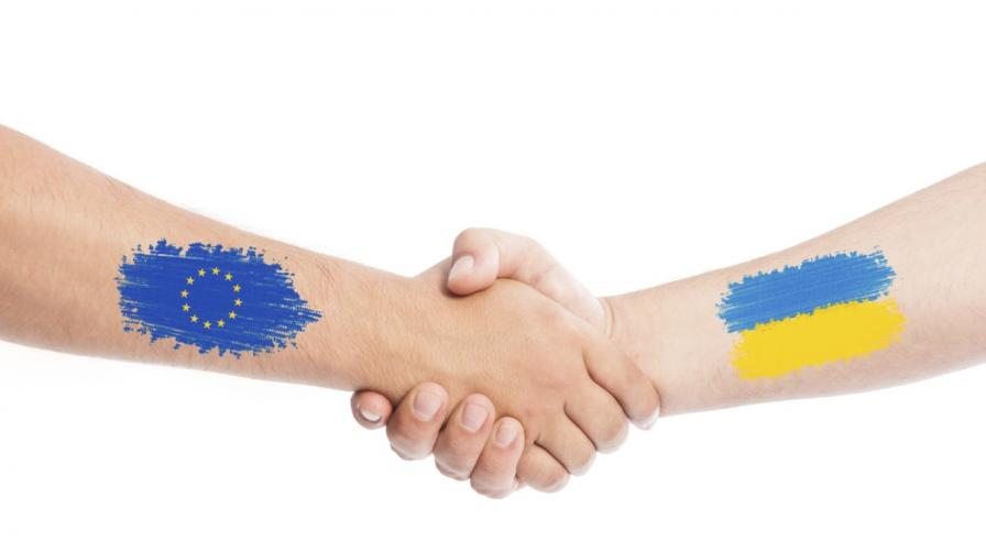 ЕС забавя договора за свободна търговия с Украйна