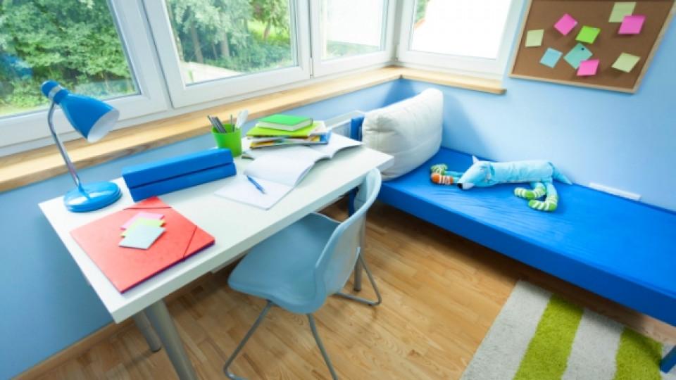 Да подредим детската стая за малкия ученик