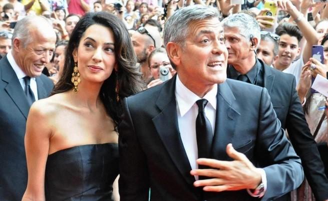 Пълен план за сватбата на Клуни и Аламудин - 3 дни празненства
