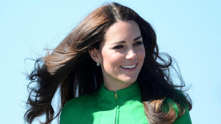 Кръщенето на принцеса Шарлот ще се състои на 5 юли