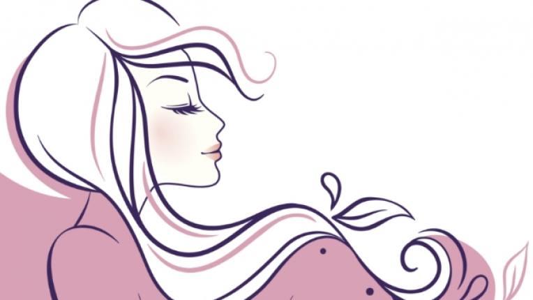 коса жена