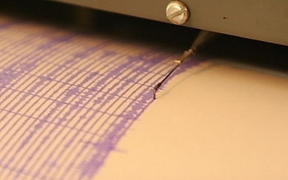 Резултат с изображение за Земетресение в Югозападна България.