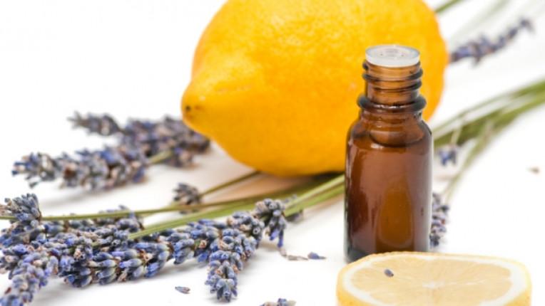 аромат ароматерапия лимон лавандула