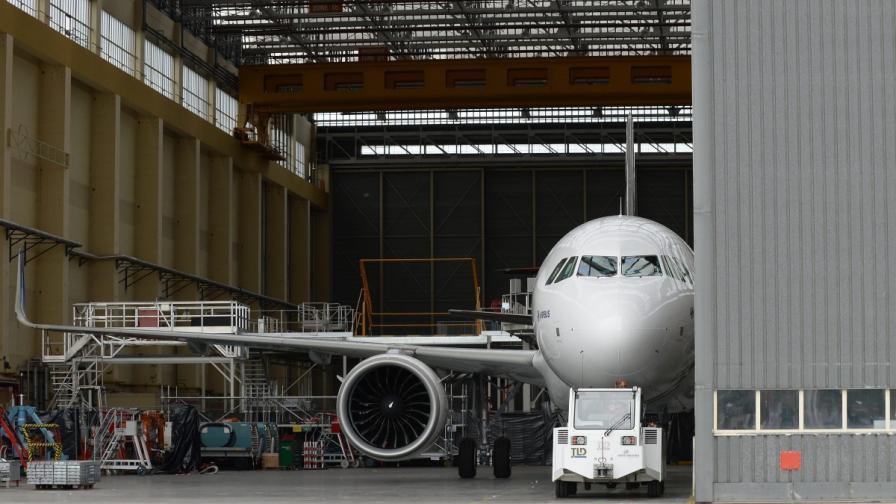 Нов проект за свръхзвуков пътнически самолет