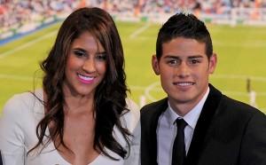Съпругата на Хамес с изненадващ избор за най-добър футболист