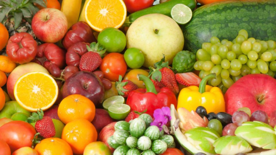 Повече цвят на трапезата за по-здраво тяло