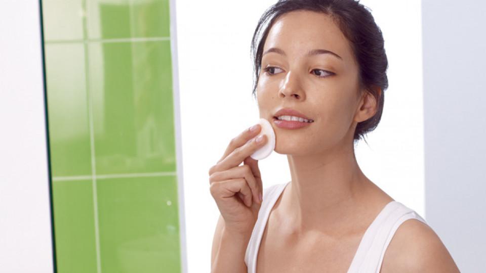 Мазната и акнеична кожа изисква специални грижи