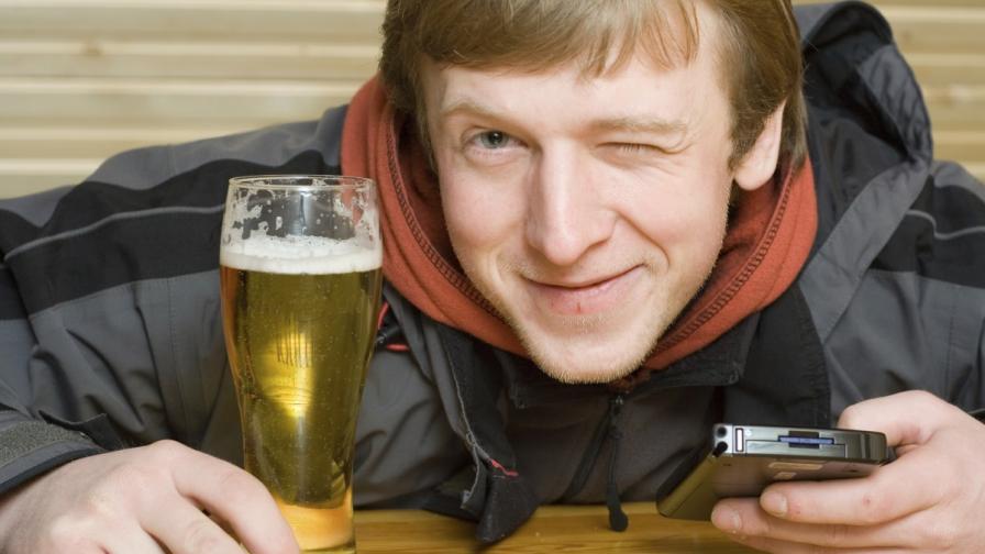 От бирата се поумнява