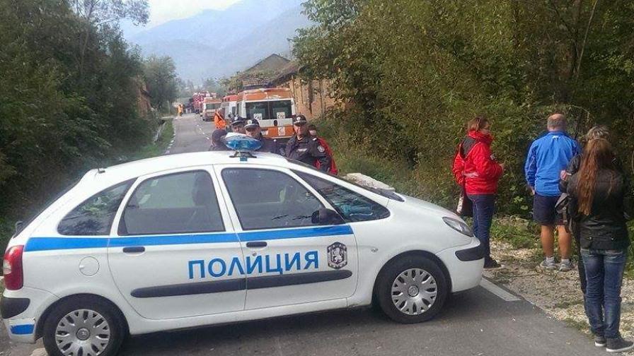 Полиция в Горни Лом