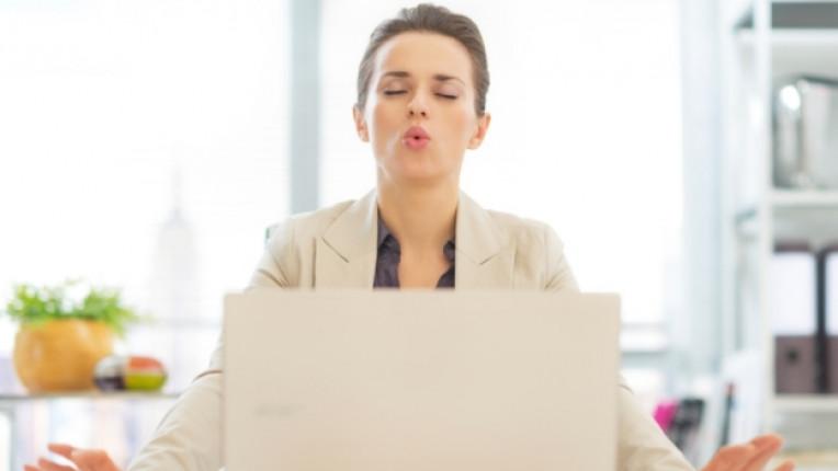 жена стрес професия работа офис