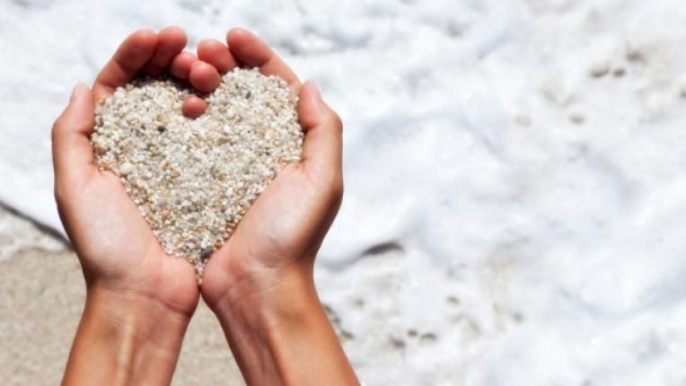 любов сърце ръка
