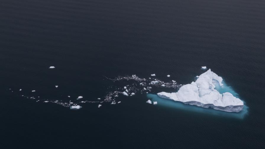 Топенето на ледовете е променило земната гравитация