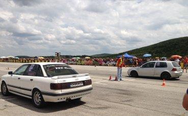 Първият кръг от шампионата по Драг рейсинг ще се проведе край Сливен