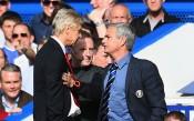 Жозе Моуриньо и Арсен Венгер<strong> източник: Gulliver/Getty Images</strong>
