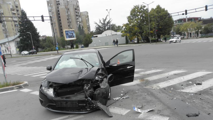 Само за седмица: 209 ранени и хиляди пътни нарушения