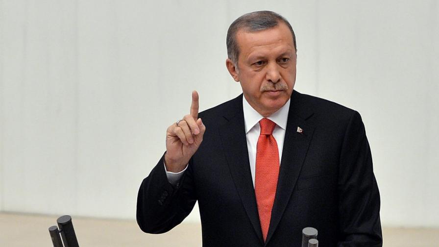 Ердоган: Майчинството трябва да е приоритет на жените