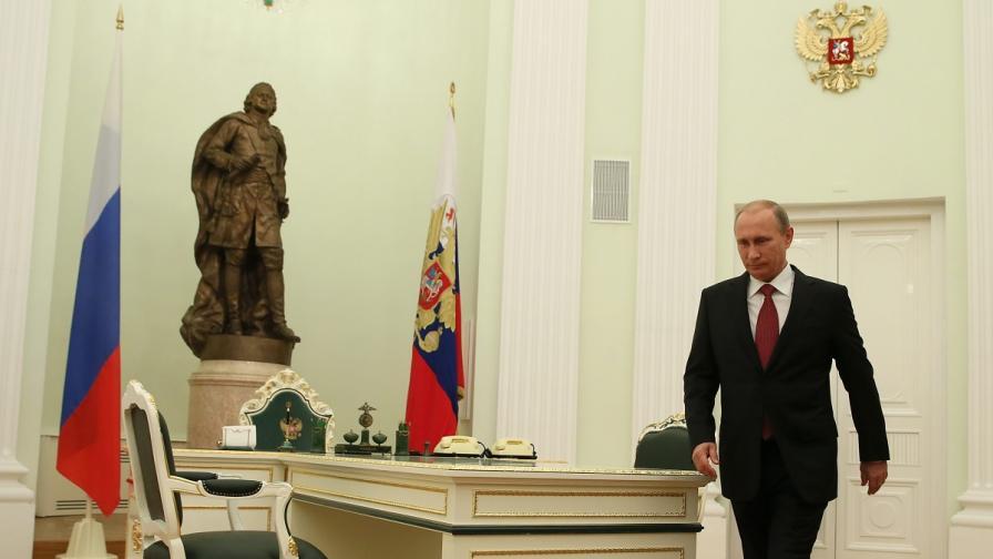 Къде празнува Путин рождения си ден