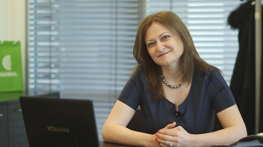 Диана Манолова