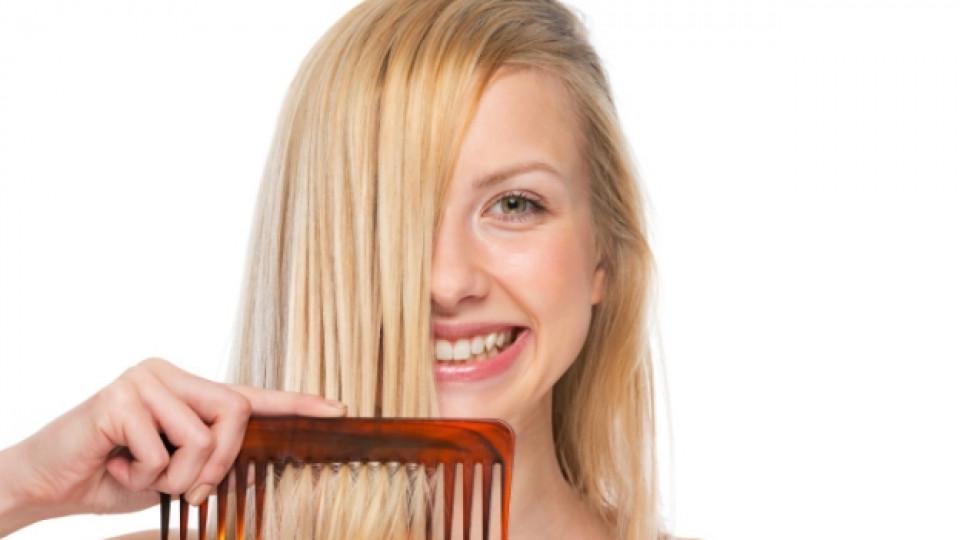 Решение за изтощена коса