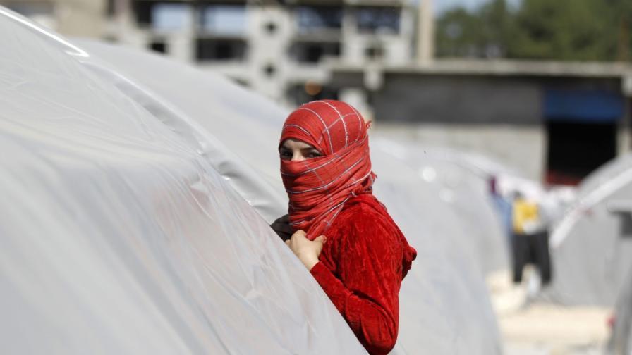 Жена ръководи кюрдите срещу джихадистите в Кобане