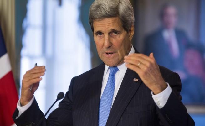 Кери: САЩ ще приветстват помощ от Русия срещу ИД