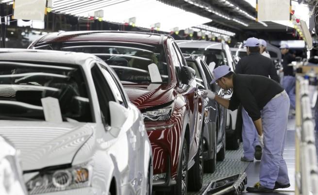 """""""Тойота"""" изтегля нови 1,75 млн. автомобила в света"""