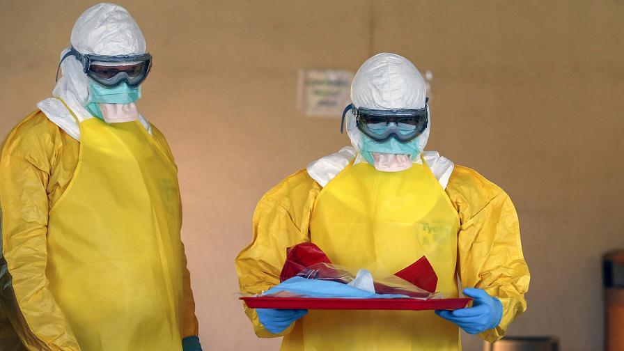 Китайски концерн изпробва лек срещу ебола в Африка