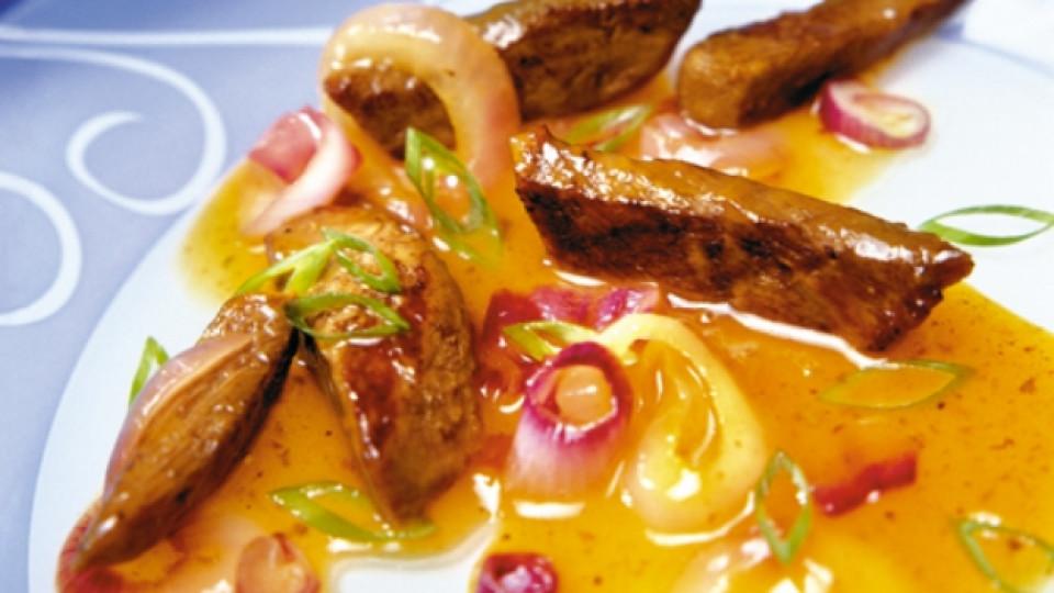Бърза рецепта за рибици с мед