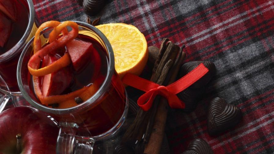 Червеното вино и шоколадът предпазват от остеопороза