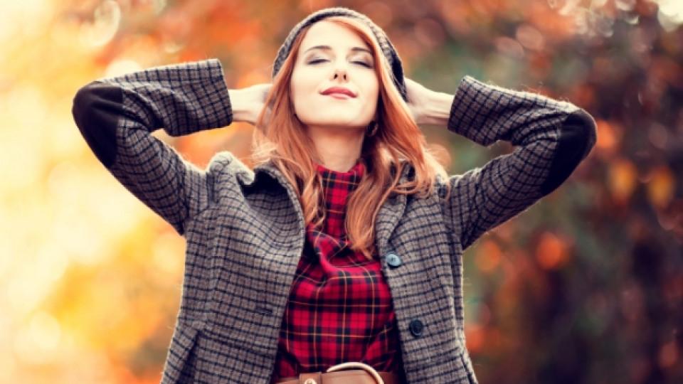 Красивите момичета обичат есента - 10 причини защо дамите чакат с нетърпение дъждовните дни