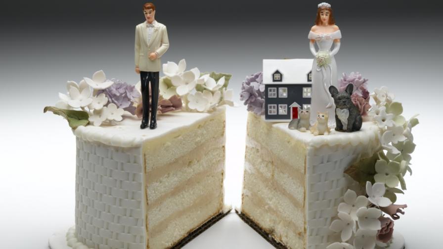 Лондон - световна столица на разводите