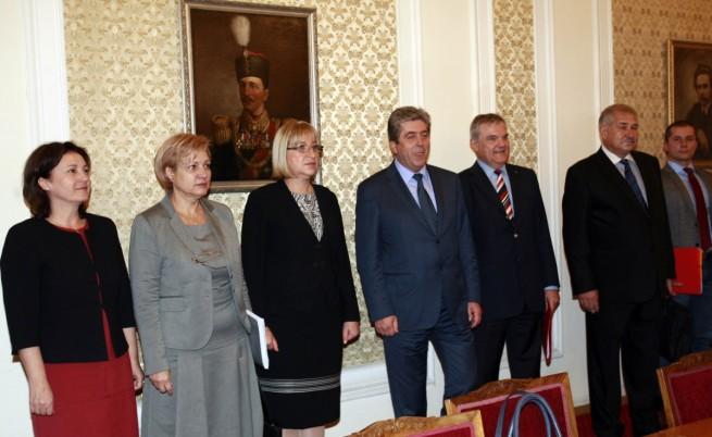 ГЕРБ и АБВ преговарят за втори път в четвъртък