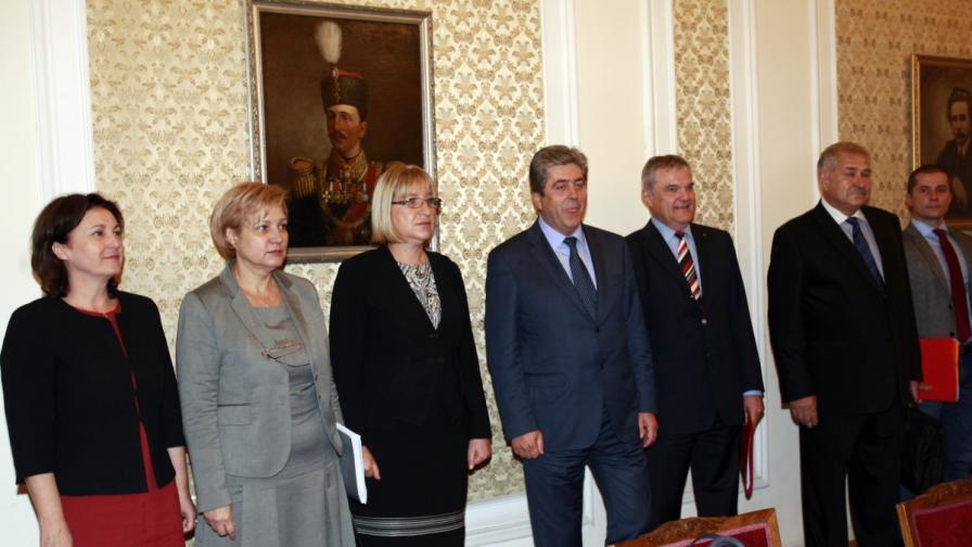 ГЕРБ даде заявка за втори кръг консултации с АБВ