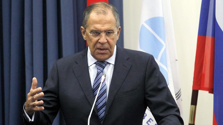 Лавров: САЩ прилагат двоен стандарт в Йемен и Украйна