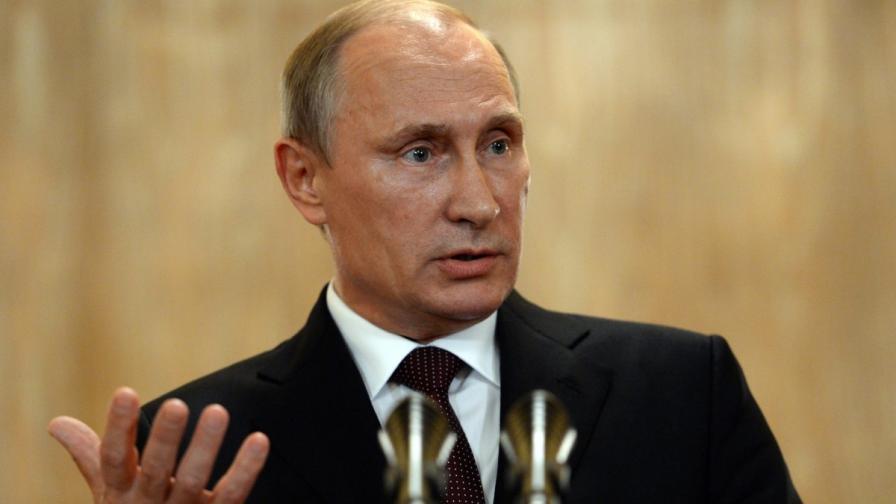 Путин обвини Киев, че пречи на разследването на полет МH17