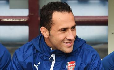 Официално: Наполи взе един от вратарите на Арсенал