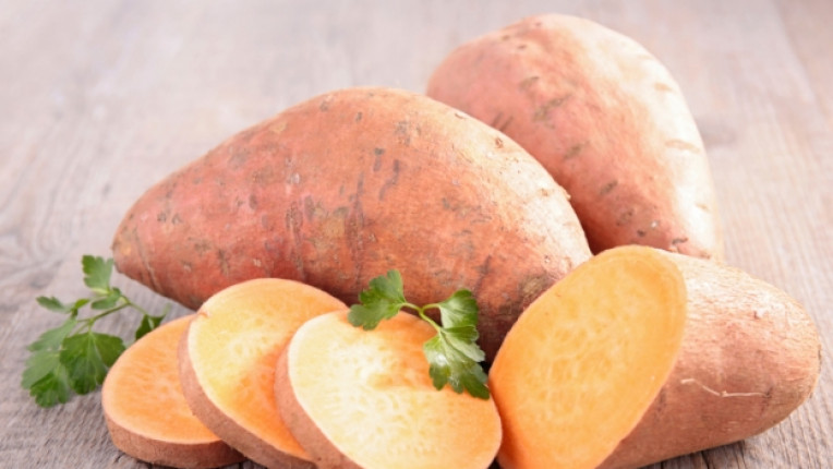 батат сладък картоф