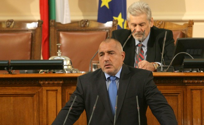 Борисов готов на три варианта за правителство