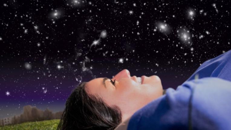 жена небе звезди нощ хороскоп зодия