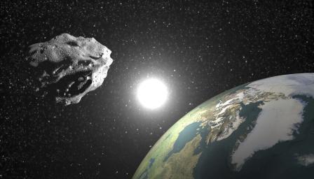НАСА създаде план за защита на Земята от астероиди