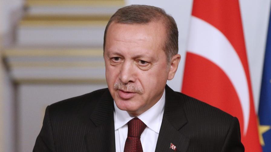 Ердоган: Мюсюлманите са открили Америка, а не Колумб