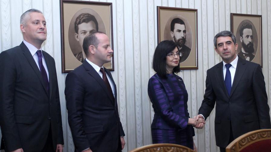 РБ ще приеме предложението на ГЕРБ за премиер