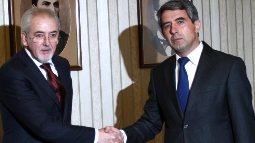 Местан: Кабинетът всъщност ще е четирипартиен