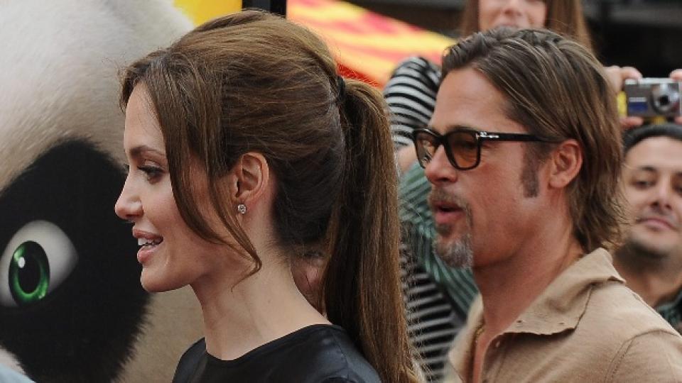Брад и Анджелина държат на семейните правила и тяхното спазване