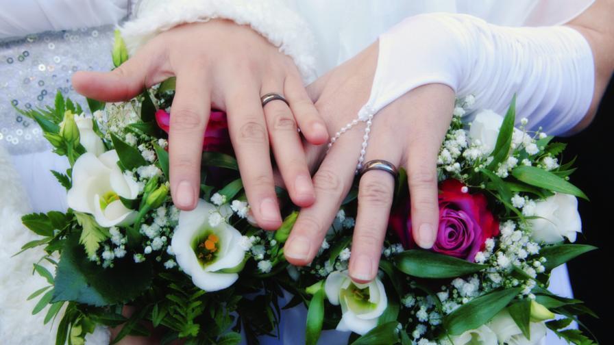 В Русия е бил сключен първият брак на хомосексуална двойка